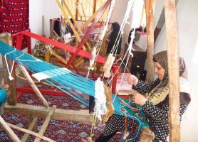 قاسم آباد دومین روستای ملی صنایع دستی در گیلان
