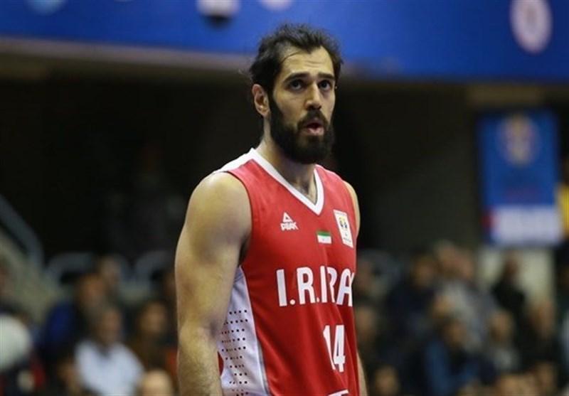 بسکتبال انتخابی جام جهانی، نیکخواه بهرامی امتیاز آورترین بازیکن ایران شد